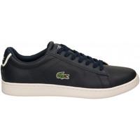 Scarpe Uomo Sneakers basse Lacoste CARNABY EVO blu-navy