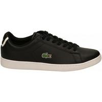 Scarpe Uomo Sneakers basse Lacoste CARNABY EVO black
