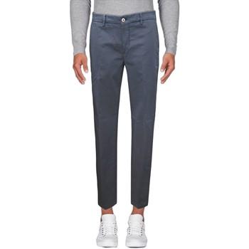 Abbigliamento Uomo Pantaloni Be Able Pantalone in cotone - Blu
