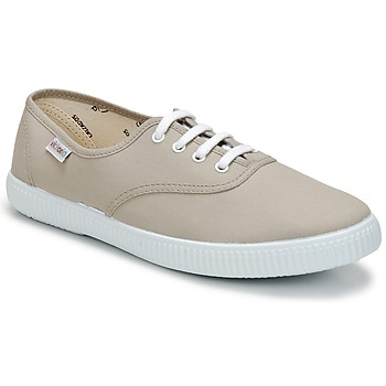 Scarpe Sneakers basse Victoria INGLESA LONA Beige
