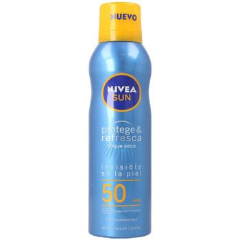 Bellezza Protezione solare Nivea Sun Protege&refresca Spray Spf50  200 ml