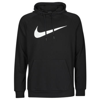 Abbigliamento Uomo Felpe Nike NIKE DRI-FIT Nero