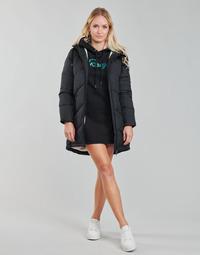 Abbigliamento Donna Cappotti Roxy STORM WARNING Nero