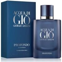 Bellezza Uomo Eau de parfum Armani Acqua di Giò Profondo