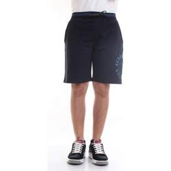 Abbigliamento Uomo Shorts / Bermuda Aeronautica Militare 211BE109F419 Bermuda Uomo blu blu
