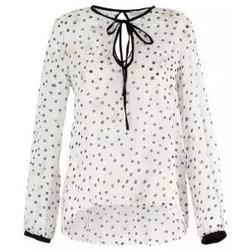 Abbigliamento Donna Top / Blusa Café Noir CafèNoir Camicia Pois Altri