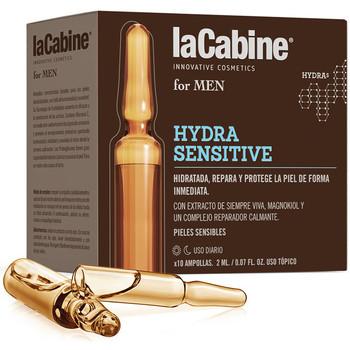 Bellezza Uomo Idratanti e nutrienti La Cabine For Men Ampollas Hydra Sensitive  10 x 2 ml