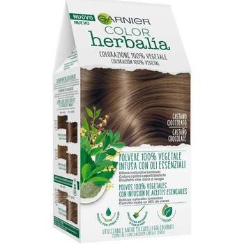 Bellezza Donna Accessori per capelli Garnier Herbalia Color 100% Vegetal castaño Chocolate 1 u
