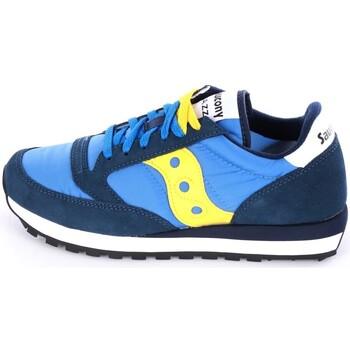 Scarpe Uomo Sneakers basse Saucony 2044-601-JAZZ O Basse Uomo Blue yellow Blue yellow