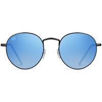 Orologi & Gioielli Occhiali da sole Twig DELACROIX Blu