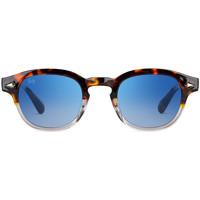 Orologi & Gioielli Occhiali da sole Twig NEWMAN Blu