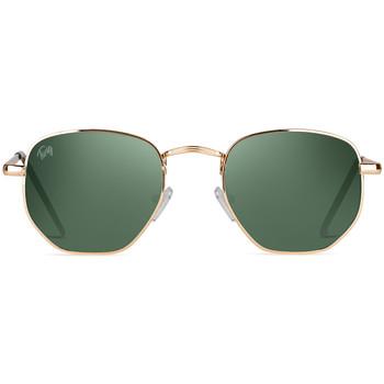 Orologi & Gioielli Occhiali da sole Twig ROQUE Verde
