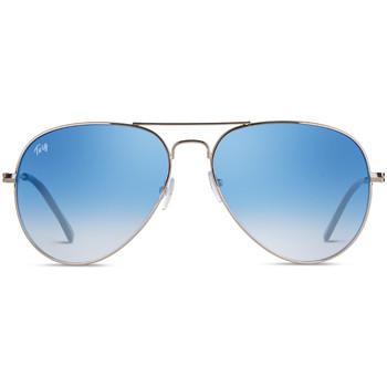 Orologi & Gioielli Occhiali da sole Twig PENNAC Blu