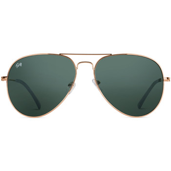 Orologi & Gioielli Occhiali da sole Twig PENNAC Verde