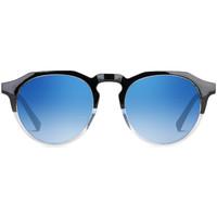 Orologi & Gioielli Occhiali da sole Twig WOOLF Blu