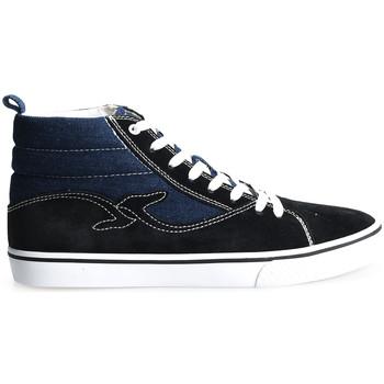 Scarpe Uomo Sneakers alte Trussardi  Blu