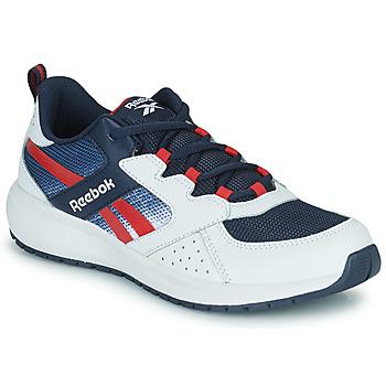 Scarpe Bambino Sneakers basse Reebok Sport ROAD SUPREME Bianco / Marine / Rosso