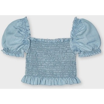 Abbigliamento Bambina Top / Blusa Mayoral ATRMPN-26300 Blu