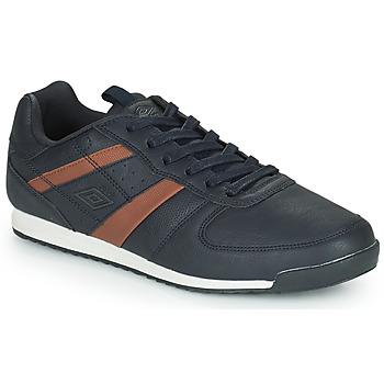 Scarpe Uomo Sneakers basse Umbro LINSI Nero / Marrone