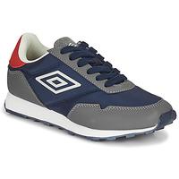 Scarpe Unisex bambino Sneakers basse Umbro KARTS LACE Grigio / Blu