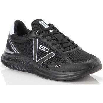 Scarpe Uomo Sneakers basse Enrico Coveri Owens Black Nero