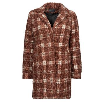 Abbigliamento Donna Cappotti Chattawak BOBINO Rosso / Bianco