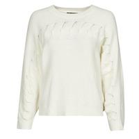 Abbigliamento Donna Maglioni Chattawak SWEETY Bianco