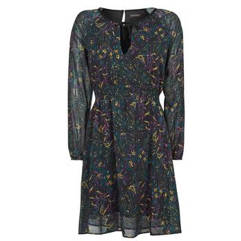 Abbigliamento Donna Abiti corti Chattawak RUIZ Marine / Multicolore
