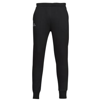 Abbigliamento Uomo Pantaloni da tuta Kappa ZANT Nero