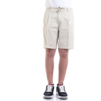 Abbigliamento Uomo Shorts / Bermuda 40weft COACHBE Bermuda Uomo sabbia sabbia