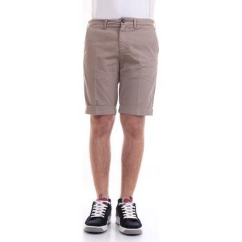 Abbigliamento Uomo Shorts / Bermuda 40weft SERGENTBE 6011 Bermuda Uomo beige beige