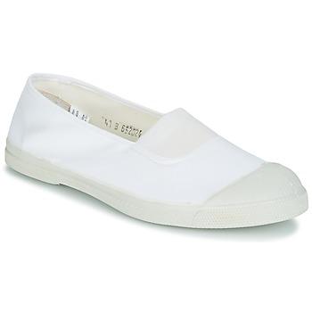 Scarpe Donna Sneakers basse Bensimon TENNIS ELASTIQUE Bianco