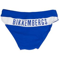 Abbigliamento Uomo Costume / Bermuda da spiaggia Bikkembergs BK0370008 Blu
