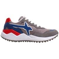 Scarpe Uomo Sneakers W6yz 0012015424.05.1B55 Grigio