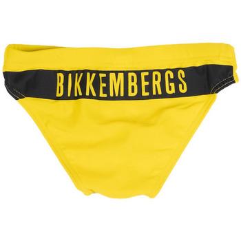 Abbigliamento Bambino Costume / Bermuda da spiaggia Bikkembergs BK0370012 Giallo