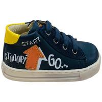 Scarpe Unisex bambino Sneakers Falcotto 1C58 - Blu