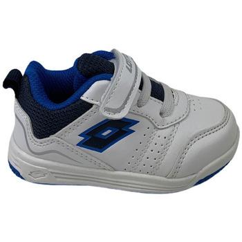 Scarpe Bambino Sneakers Lotto 213698 61P Bianco