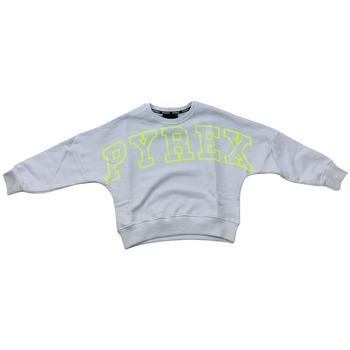 Abbigliamento Bambina Felpe Pyrex 027710  001 Bianco