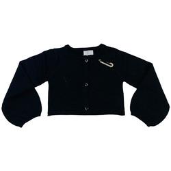 Abbigliamento Bambina Maglioni Fun Fun FNNSR6404  002 Nero