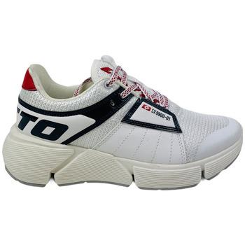 Scarpe Sneakers Lotto 213537  605 Bianco