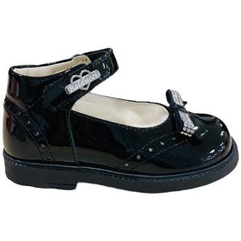 Scarpe Bambina Sneakers Balducci CITA4203 - NERO JERRY AMBRA/BEIGE Nero
