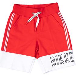 Abbigliamento Bambino Shorts / Bermuda Bikkembergs BK0261005 Rosso