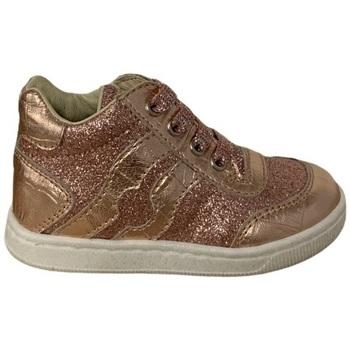 Scarpe Unisex bambino Sneakers alte Falcotto 0M04 - Rosa