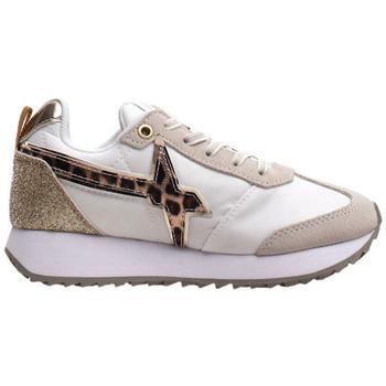 Scarpe Bambina Sneakers W6yz 0012015834.01.1N33 Bianco