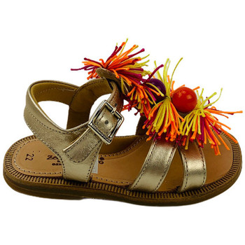 Scarpe Bambina Sneakers Zecchino D'oro A21-1909  1328 Oro