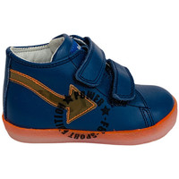 Scarpe Uomo Sneakers alte Falcotto 0012014697.01.1C65 Blu