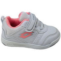 Scarpe Unisex bambino Sneakers Lotto 213698 61N Bianco