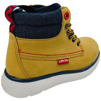 Scarpe Bambino Sneakers Levi's VVER0001S   1506 - CAMEL NAVY Marrone