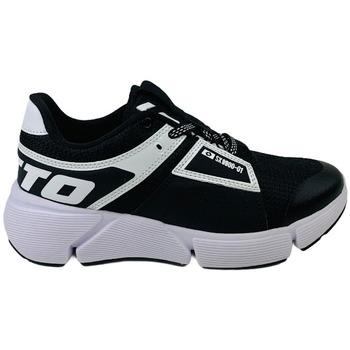 Scarpe Unisex bambino Sneakers Lotto 213537  10G Nero