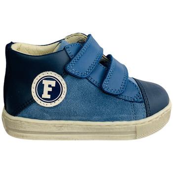 Scarpe Unisex bambino Sneakers Falcotto 1C28 - [001-2015344-01 Blu